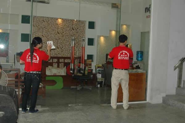 Dịch vụ dọn vệ sinh nhà cửa chuyên nghiệp