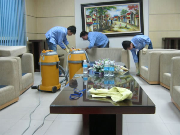 Vệ sinh công nghiệp tại TP Vinh Nghệ An